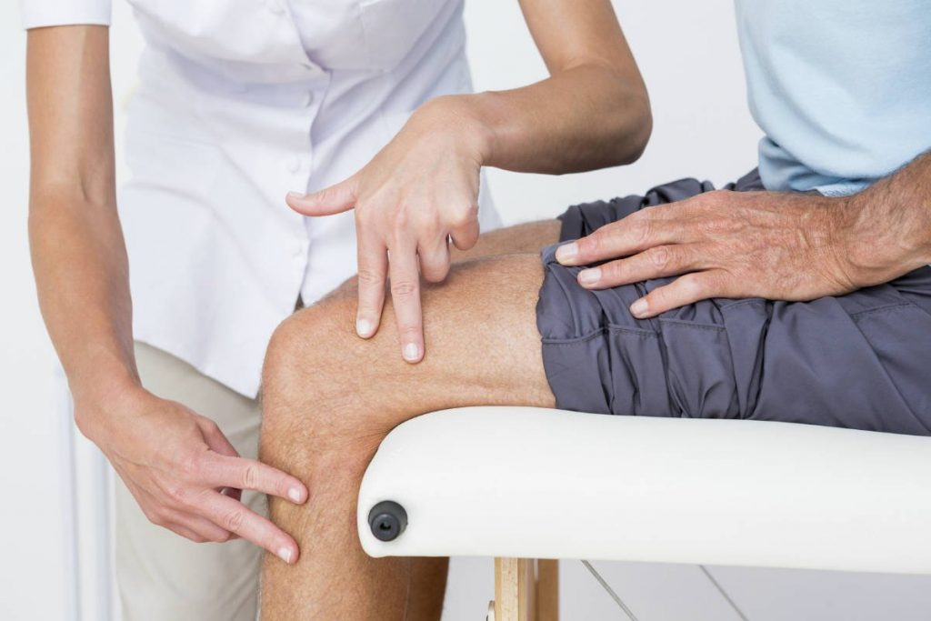 Chiropractors Treating Patients With ACL Injuries