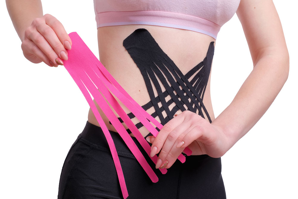 Chiropractors for Kinesio Taping Treatment in Chicago