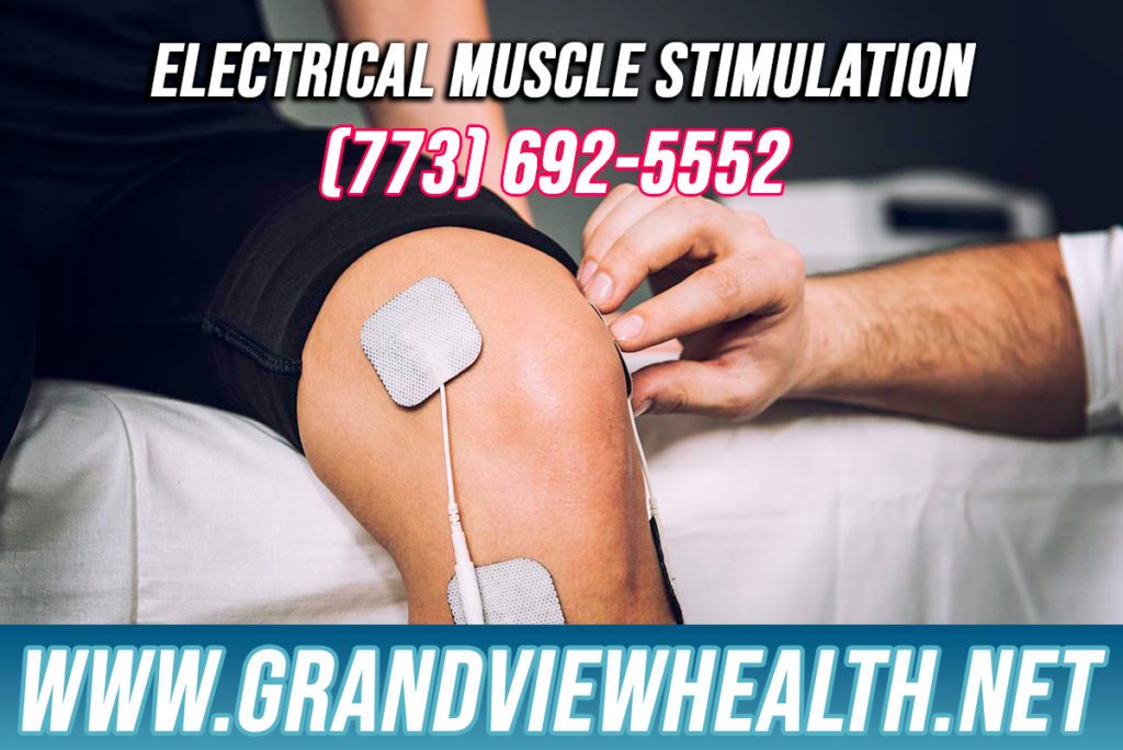Electric Muscle Stimulation in Chicago Illinois