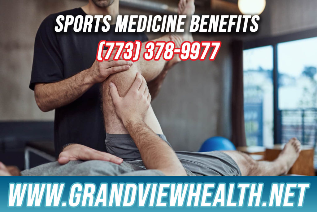 Sports Medicine Chiropractors in Chicago Illinois