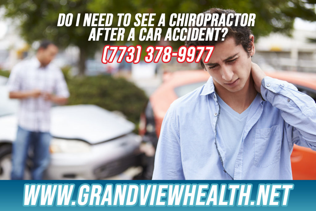 Auto Accident Chiropractic in Chicago Illinois