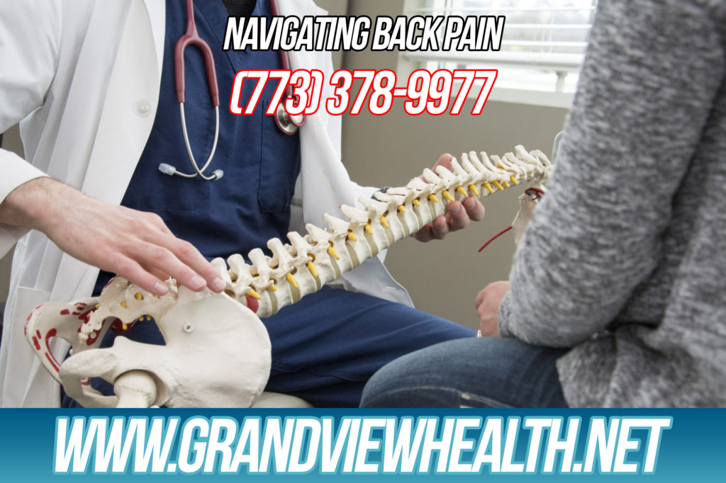 What You Must Know About Back Pain in Chicago Illinois