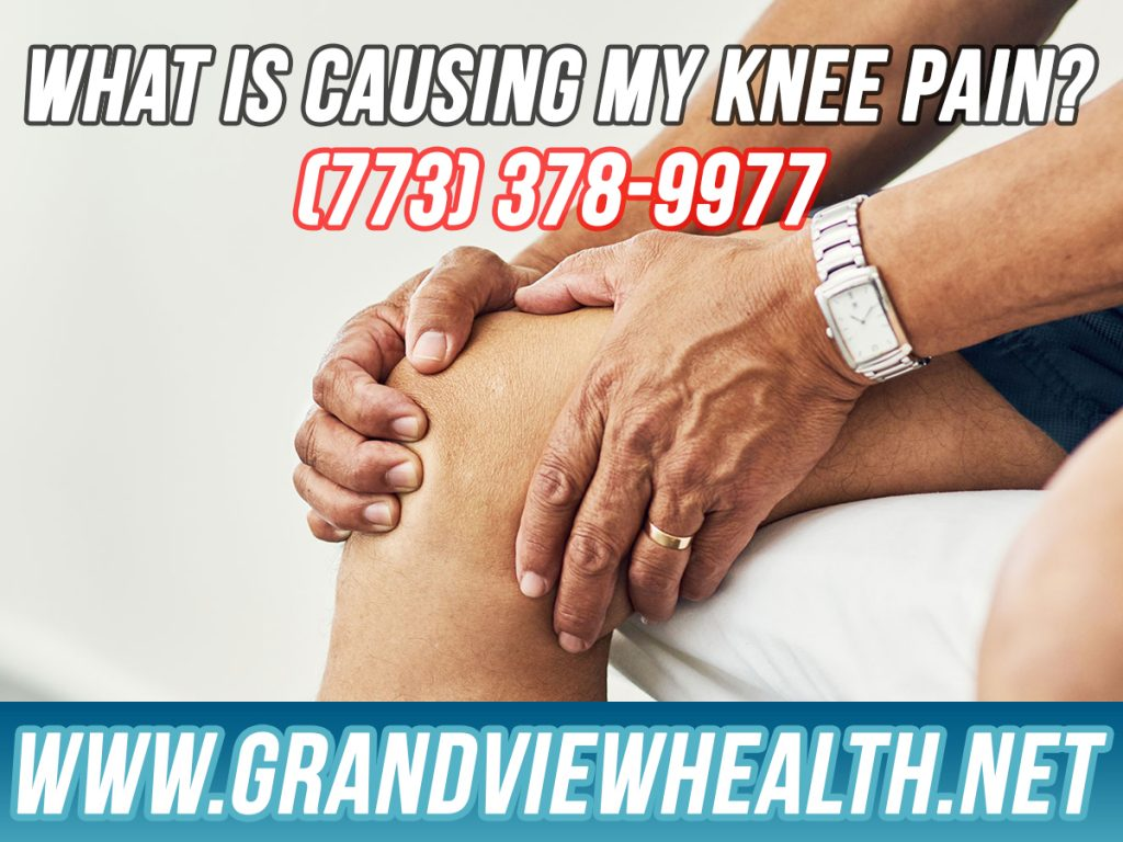 Common Causes of Knee Pain in Chicago Illinois