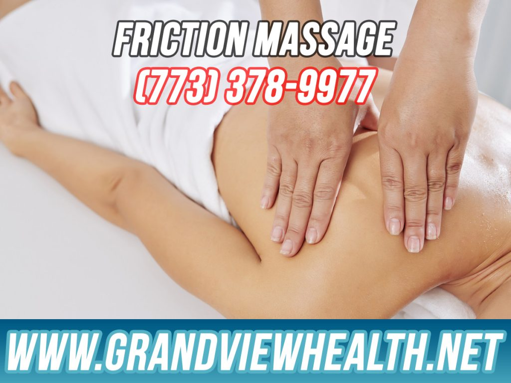 Friction Massage Chiropractor in Chicago Illinois