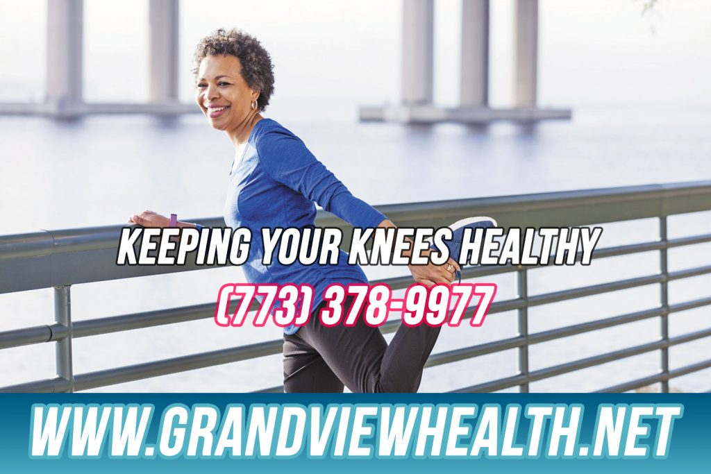 Keeping Your Knees Healthy in Chicago Illinois