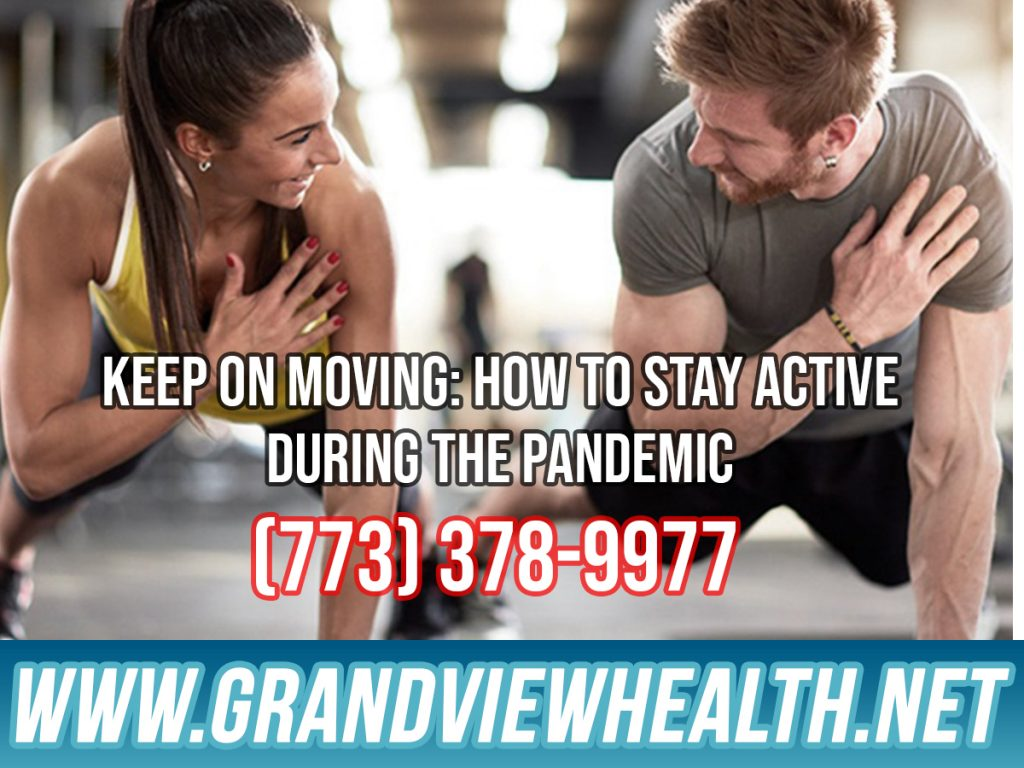 Stay Active During the Pandemic in Chicago