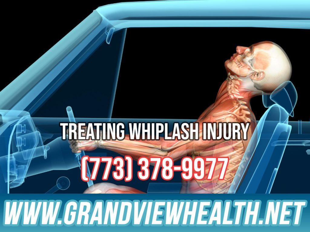Whiplash Injury Treatment in Chicago