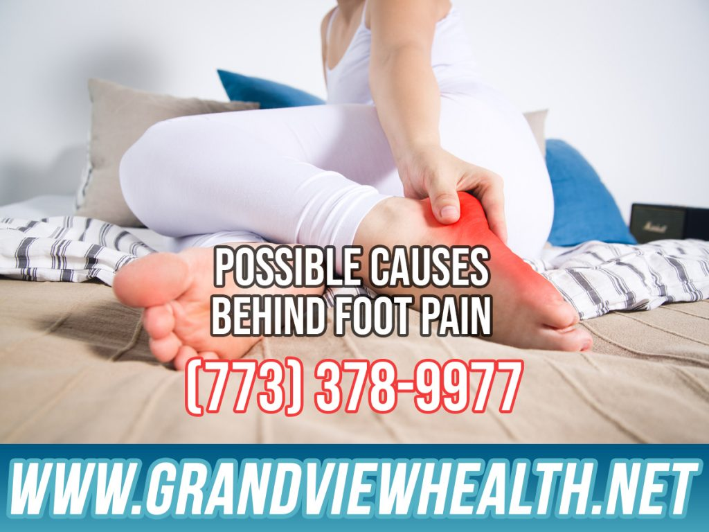 What is Causing Foot Pain in Chicago