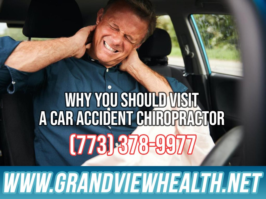 Why You Should Visit Car Accident Chiropractors in Chicago