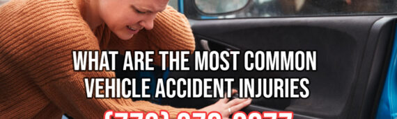 Common Injuries Resulting From Car Accidents in Chicago