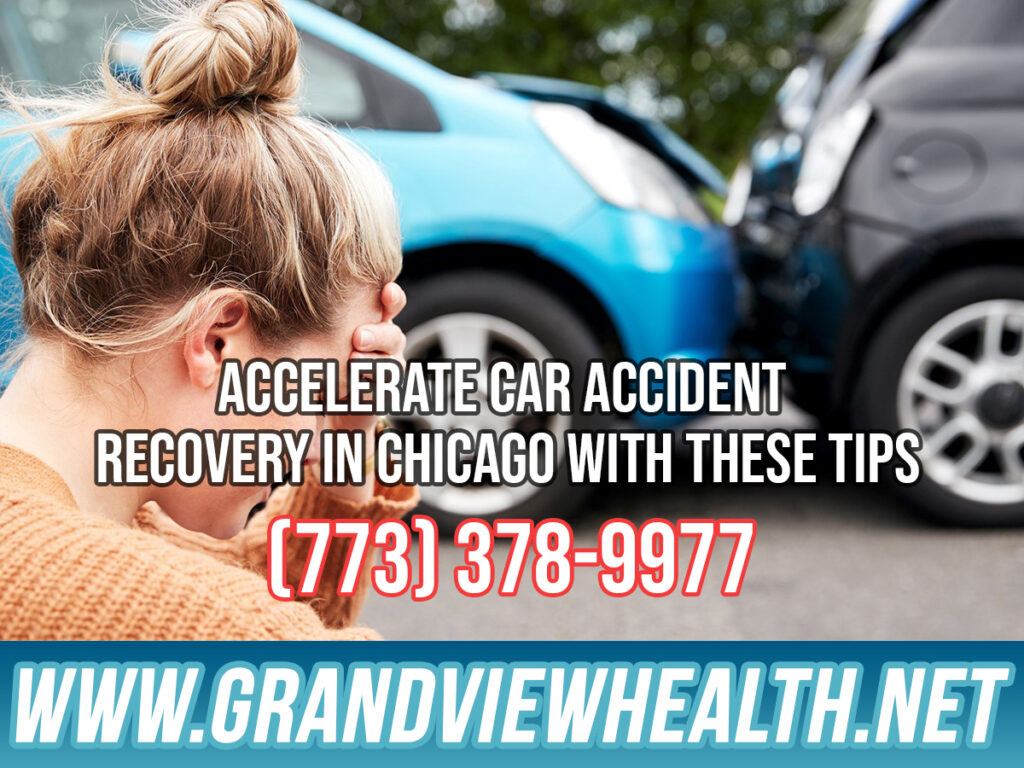 Accelerate Car Accident Recovery in Chicago With These Tips