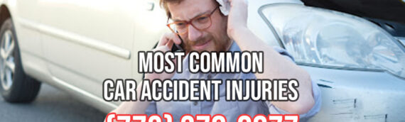 Most Common Car Accident Injuries in Chicago